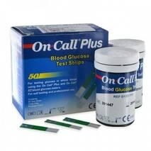 Тест-полоски On - Call Plus (Он-Колл), 50 шт.