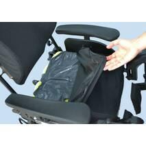 """Инвалидная коляска с электроприводом """"Fox"""", Invacare (Германия)"""