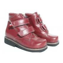 Детские ортопедические ботинки Теллус арт.31, (Украина)