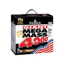 Гейнер Mega Mass 4000 NEW FORMULA 7 кг Банку WEIDER