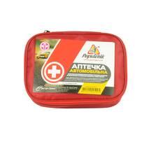 Аптечка медицинская автомобильная-1 (02-002-М), согласно ТУ, мягкий футляр