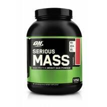 Гейнер Serious Mass Полуниця Optimum Nutrition 2,722 кг