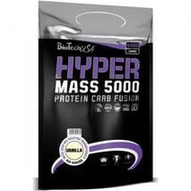 Гейнер HYPER MASS 5000 Ваніль BioTech 1000 гр