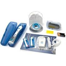 Электрическая зубная щетка Oral-B D34 Triumph 5000 + Smart Guide, 3 насадки