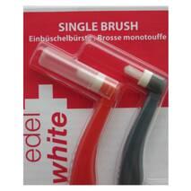 Зубна пучкова щітка Edel White, 2 шт