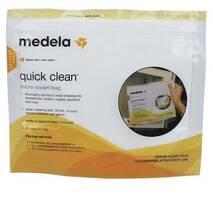 Пакет для стерилизации Medela Quick Clean Microwave Bags, 1 шт