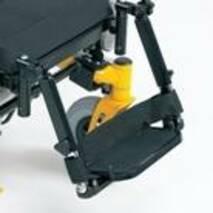 """Инвалидная коляска с электроприводом Dragon """"START-Seat"""", Invacare (Германия)"""