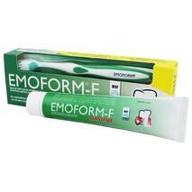 Зубная паста Emoform-F для чувствительных зубов с щеткой 85мл Dr.Wild & Co. AG