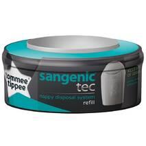 Сменная кассета Sangenic Tec 1 шт Tommee Tippee