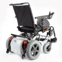 """Инвалидная коляска с электроприводом """"Bora"""", Invacare (Германия)"""