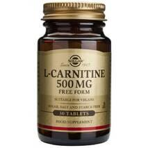 Жиросжигатель L- Карнитин (L - Carnitine) 500 мг Solgar №30