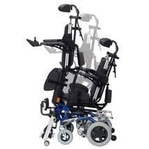 """Инвалидная коляска с электроприводом """"Dragon Vertic"""", Invacare (Германия)"""