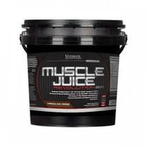 Гейнер MUSCLE JUICE 2600 Revolution Шоколад Ultimate Nutrition 5,04 кг