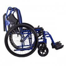 Універсальна інвалідна коляска OSD Millenium ІІІ (STB - синя)    насос