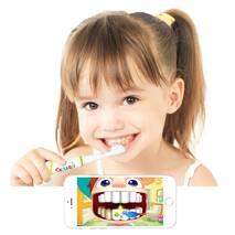 Розумна ігрова зубна щітка для дітей Grush