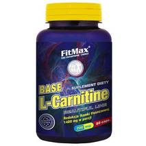 Жиросжигатель Base L - Carnitine FitMax 700 мг 60 капс