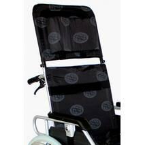 Багатофункціональна алюмінієва інвалідна коляска OSD MILLENIUM Modern Recliner (REC - хром)