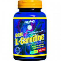 Жиросжигатель Base L - Carnitine FitMax 700 мг 90 капс