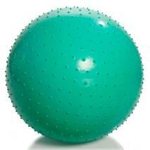 Мяч гимнастический (фитбол) игольчатый (диаметр 85 см) М-185 Тривес
