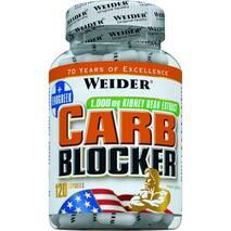 Блокатор-жиросжигатель Carb Blocker WEIDER 120 кап