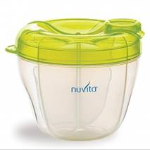 Контейнер для хранения молока Nuvita салатовый NV1461Green