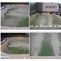 Плавательный СПА-бассейн 385х220см BL-821