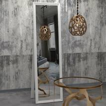 Дзеркало підлогове, 168х48 см, біле