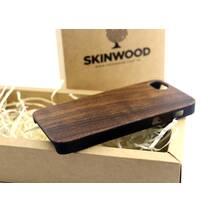 Дерев'яний чохол Американський горіх для iPhone 5 та 5S