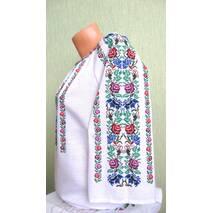 """Женская вышиванка """"Весна"""", ручная вышивка"""