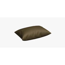 Ткань для уличных штор, качелей, мебели, в беседку с тефлоновой пропиткой, цвет коричневый 83386v14