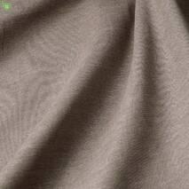 Однотонная декоративная ткань грубой фактуры светло-коричневого цвета 280см 83368v2