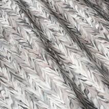 Ткань для штор натуральный хлопок с серым абстрактным узором 84293v2