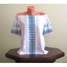 """блуза вишита """"Океан"""". Ручна робота"""