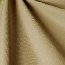 Уличная ткань желто-коричневого цвета акриловая водоотталкивающая для шезлонгов, качелей, штор 83385