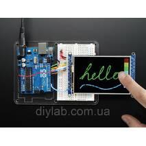 Adafruit TFT 3.5 320x480 HXD8357D + Touch panel + SD Card