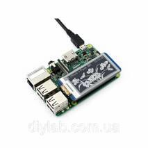 """Дисплей e - Paper 2.13"""" 250x122 электронные чернила для Raspberry Pi"""