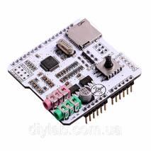 MP3 Music Shield для Arduino