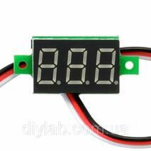 Цифровий вольтметр 0 -100В