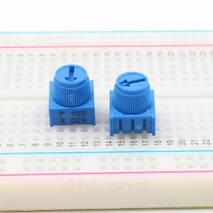 Переменный резистор, потенциометр 10К для Breadboard