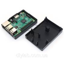 Алюминиевый корпус - радиатор для Raspberry Pi B  / 2 B / 3b