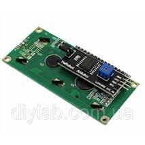 Перехідник для LCD HD44780 IIC I2C Arduino AVR PIC