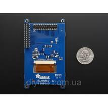 Adafruit PiTFT 3.5 TFT 480x320   Touch panel для Raspberry Pi