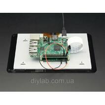 "Официальный дисплей для Raspberry Pi (7"", 800×480, 10 point capacitive touchscreen)"