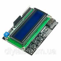 LCD keypad shield для Arduino