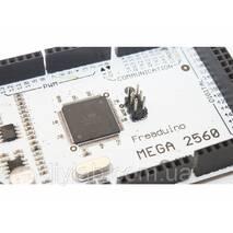 Freaduino MEGA2560 (аналог Arduino MEGA2560 с дополнительными возможностями)