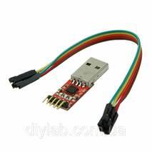 Конвертор USB - UART TTL CP2102
