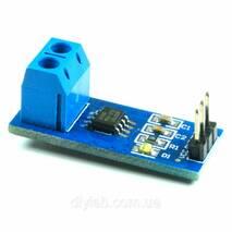 Датчик тока шунт к 30А ACS712