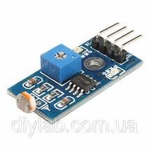 Датчик освещения для Arduino