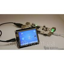 """2.8"""" USB TFT Touch Display Screen for Raspberry Pi"""
