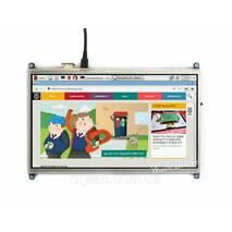 "HDMI LCD 10.1"" (1024×600, IPS, резистивный сенсор) для Raspberry Pi от Waveshare"